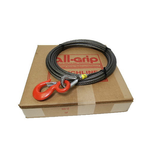 1/2 inch 200 ft. Steel Winch Cable