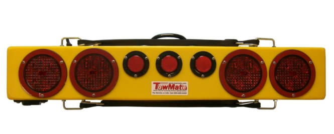 Towmate Wireless Wide Load Light Bar 36""