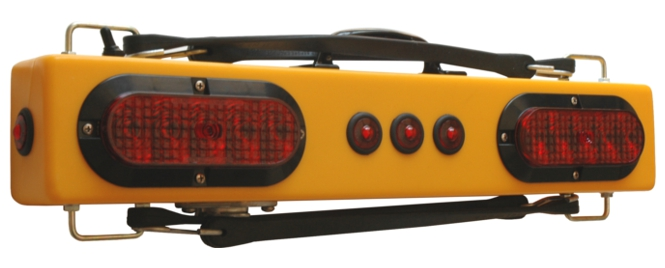 Wireless Tow Light Bar 25""