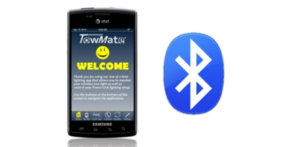Towmate Bluetooth Monitor