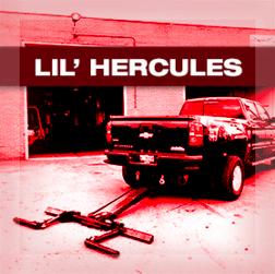 Little Hercules homepage image.