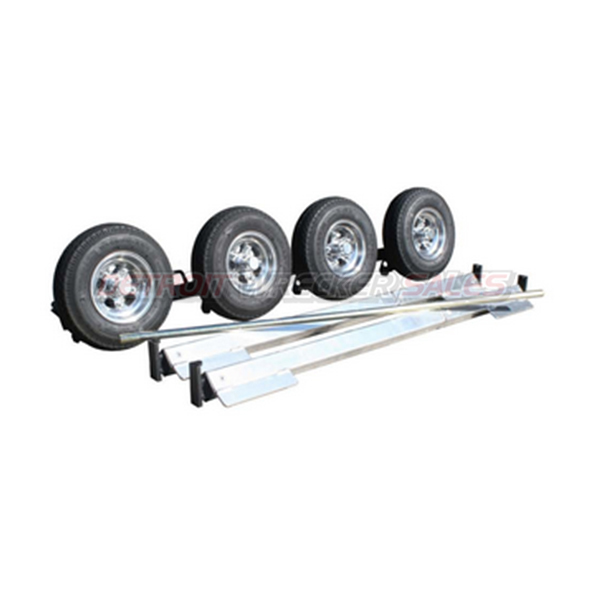 Self Loading High Speed Dolly