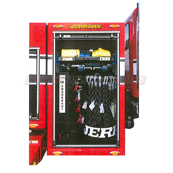 Heavy Duty Rotary Chain Rack