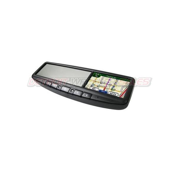 Rear View Mirror w/ Camera & GPS