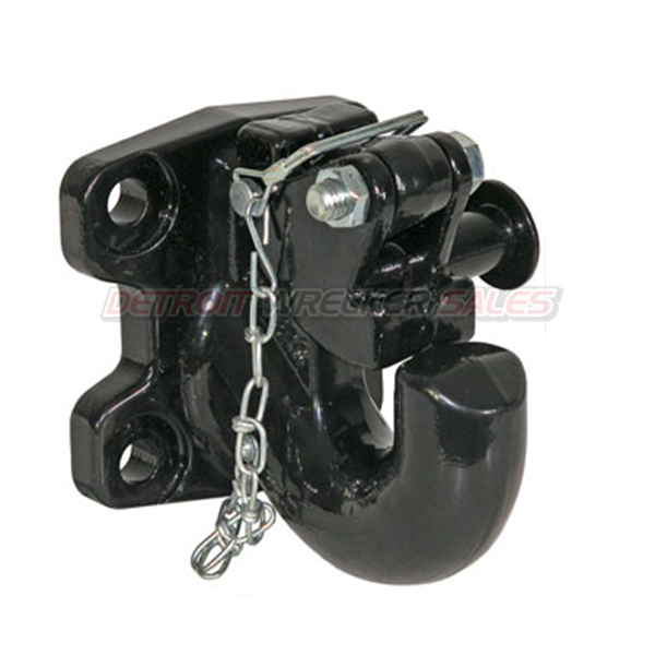 30-Ton Heavy-Duty Pintle Hook