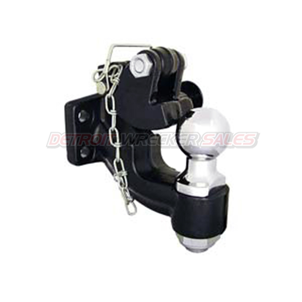 "10-Ton Forged Alloy Steel Combination Hitch with 2-5/16"" Ball Size"