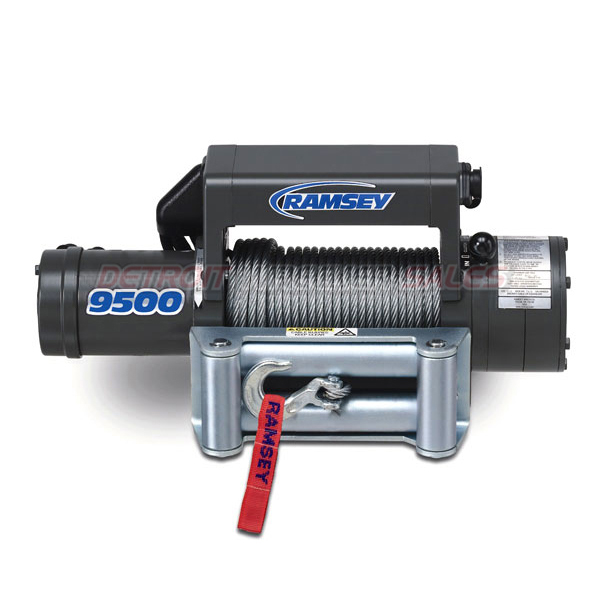 9500 Off-Road Recovery Winch (ELECTRIC)