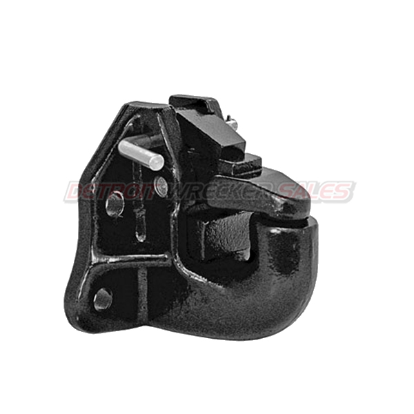 Air Compensated Pintle Hook Kit (P45AC4, Brake Cha