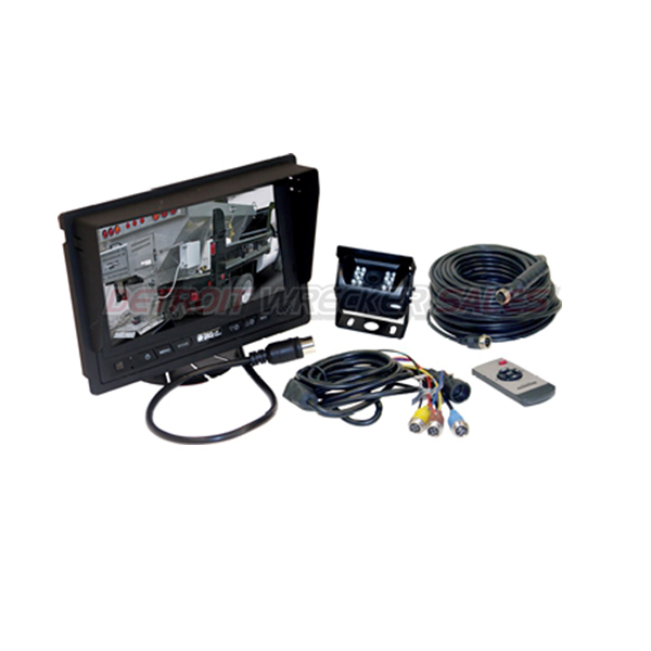 Rear Observation System, Complete w/ Camera