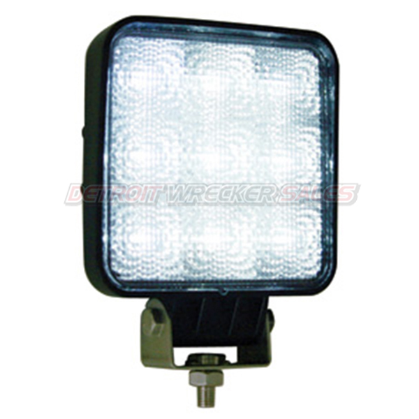LED Square Flood Light, 12 Volt