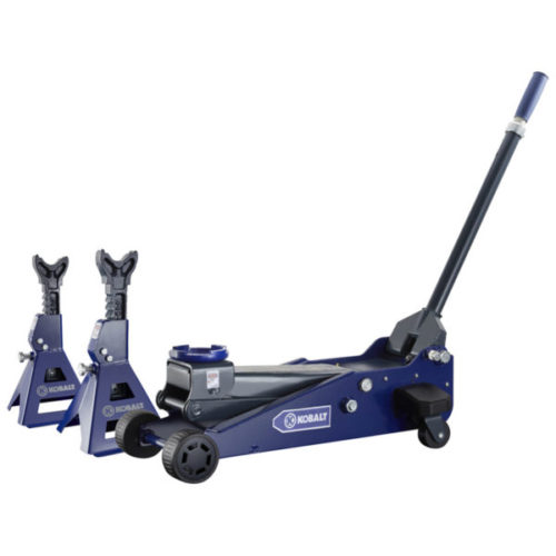 Floor Jacks & Jack Stands