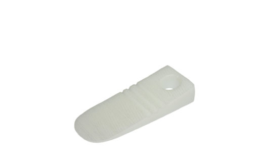 lockout white grooved wedge